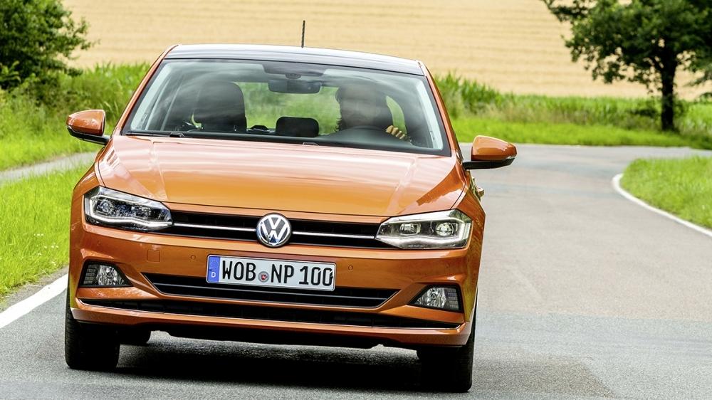 2019 Volkswagen Polo 230 TSI Comfortline