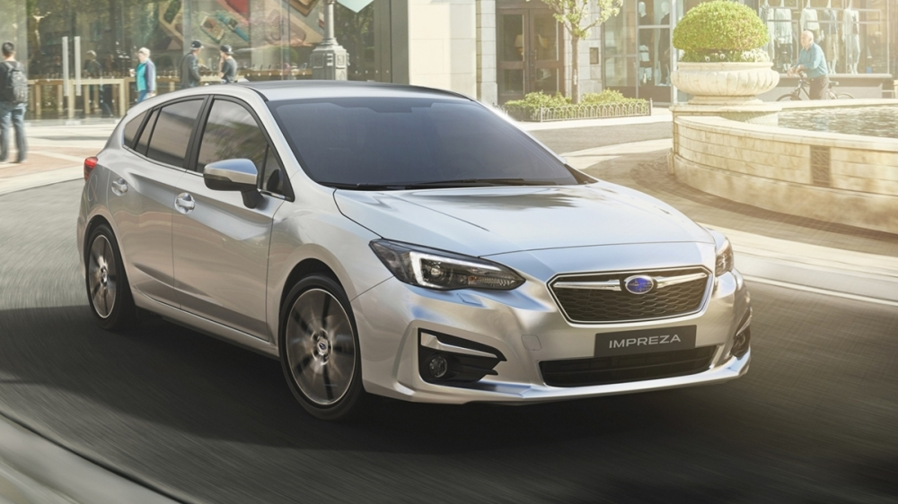 2019 Subaru Impreza 5D 1.6i-S