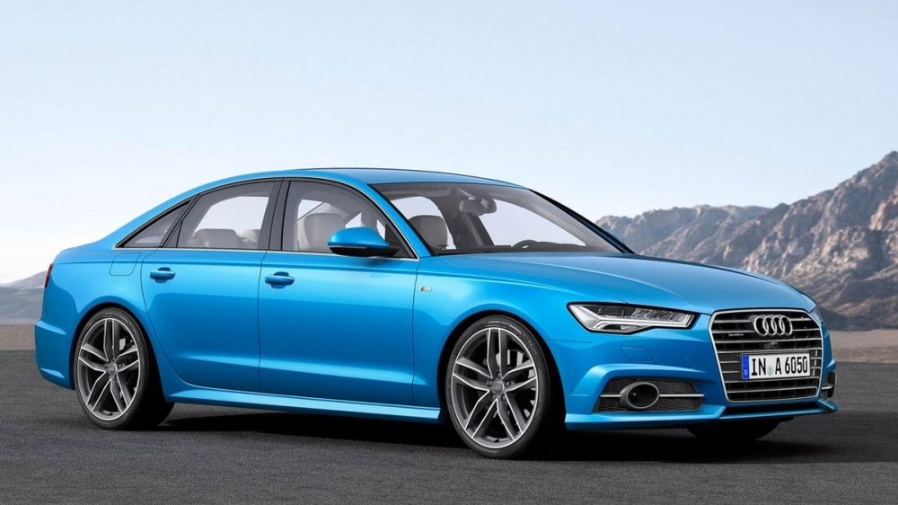 Audi_A6 Sedan_35 TDI