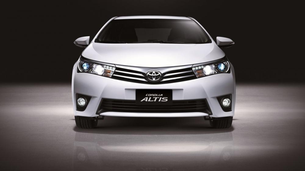 Toyota_Corolla Altis_1.8雅緻版