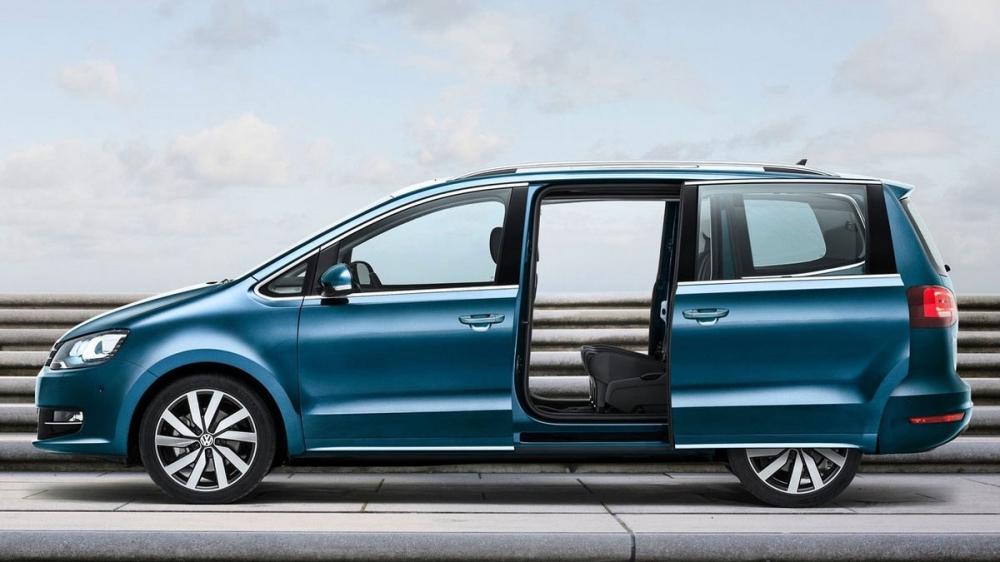 Volkswagen_Sharan_330 TDI BMT Trendline
