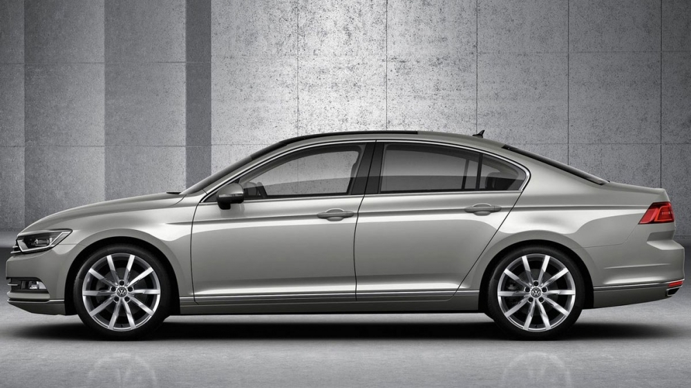 Volkswagen_Passat Sedan_400 TDI HL