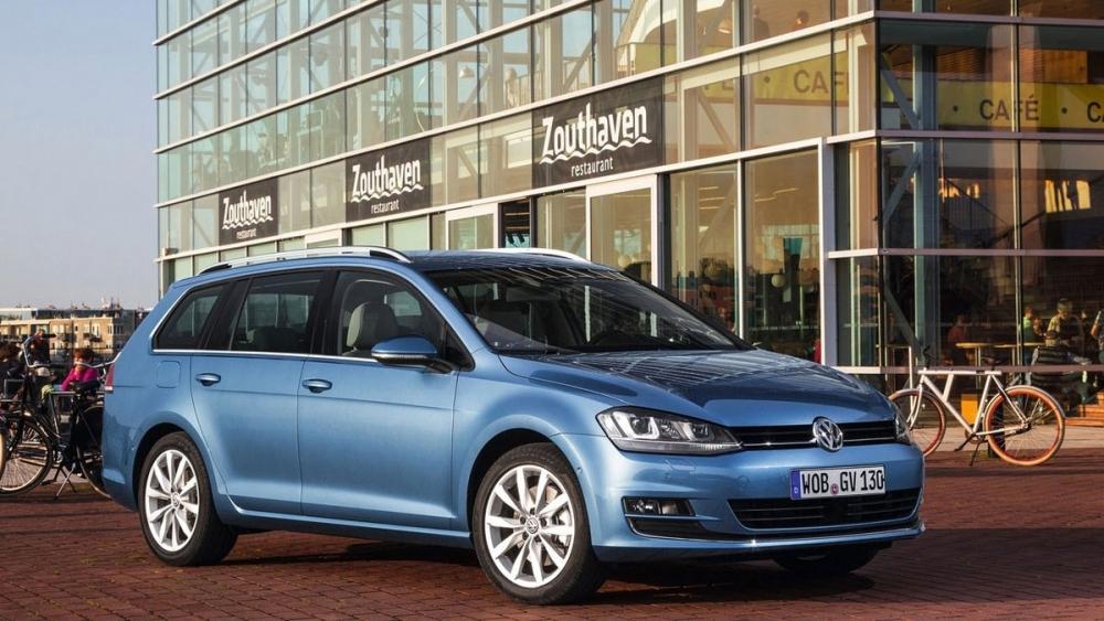 Volkswagen_Golf Variant_180 TSI Comfortline