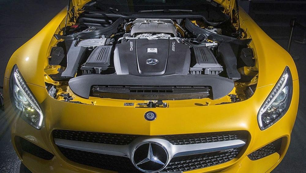 M-Benz_AMG GT_S 4.0 V8