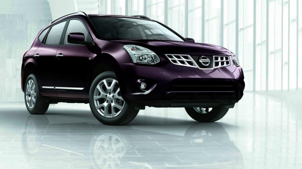 Nissan_Rogue_AWDi旗艦型