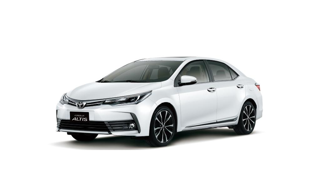 Toyota_Corolla Altis_1.8經典版
