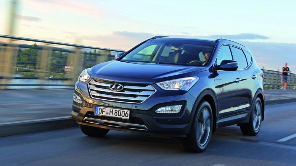 Hyundai_Santa Fe_2.2貴族款