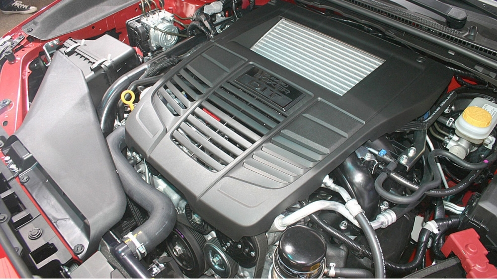 2019 Subaru WRX 2.0 CVT EysSight