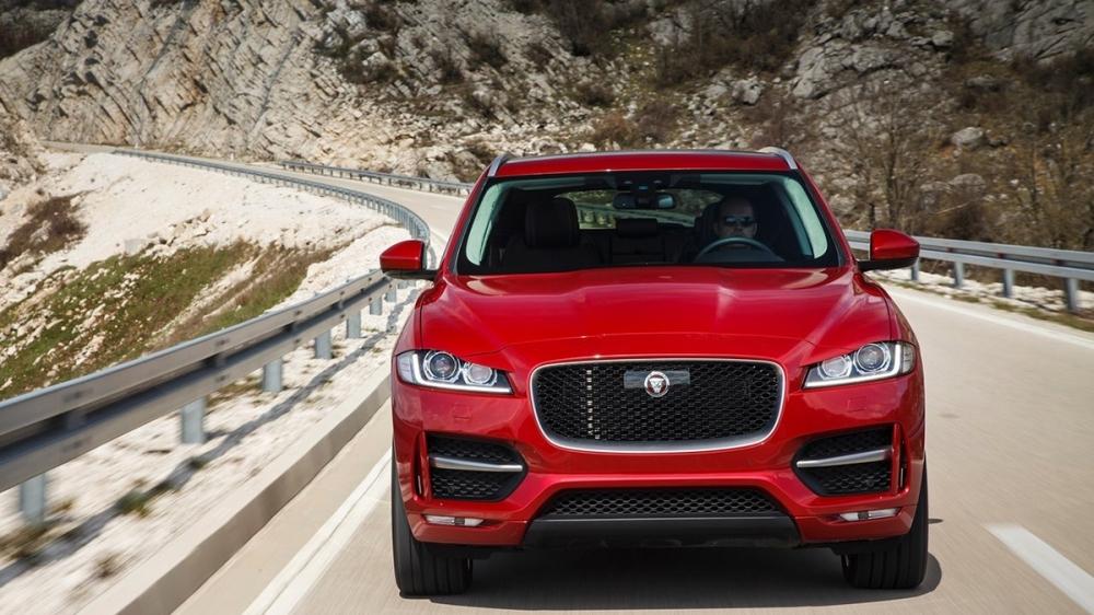 2019 Jaguar F-Pace Prestige 25T RWD