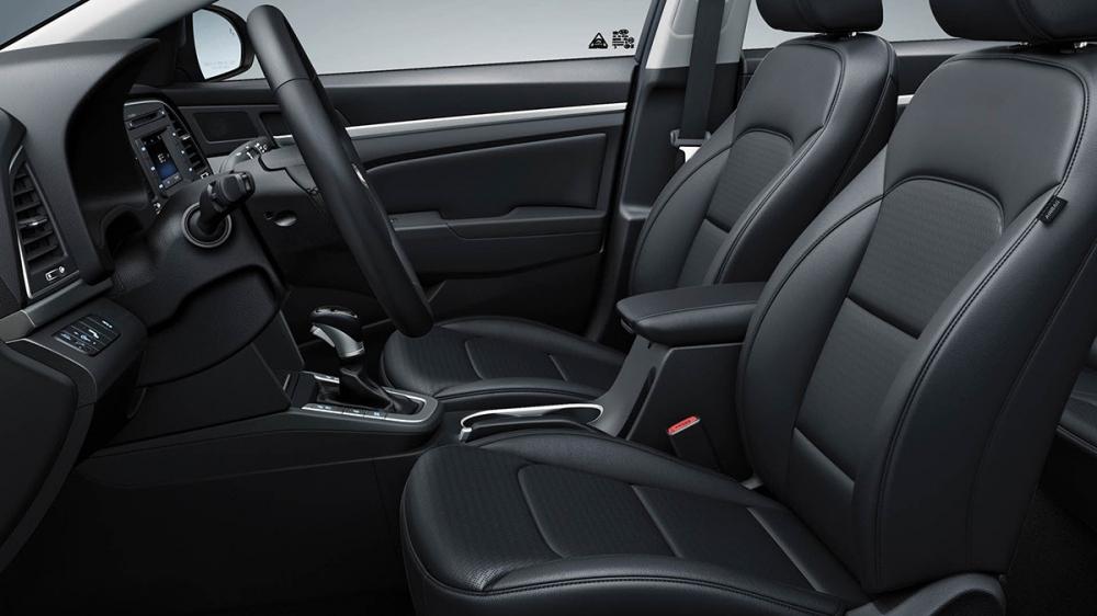 2019 Hyundai Elantra 豪華型