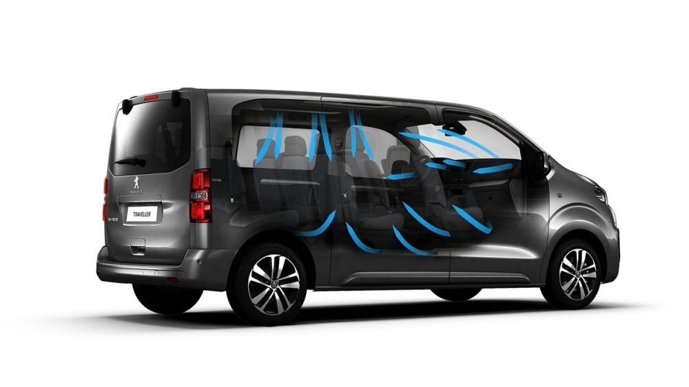 2019 Peugeot Traveller 尊爵版(5米3)