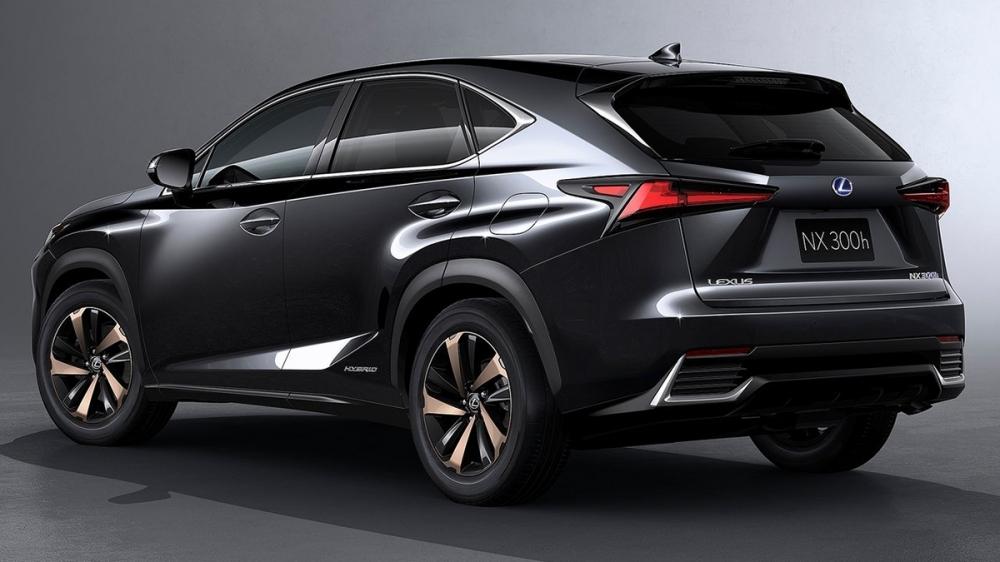 2019 Lexus NX 300h旗艦版