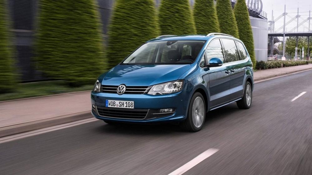 Volkswagen_Sharan_330 TDI BMT Comfortine