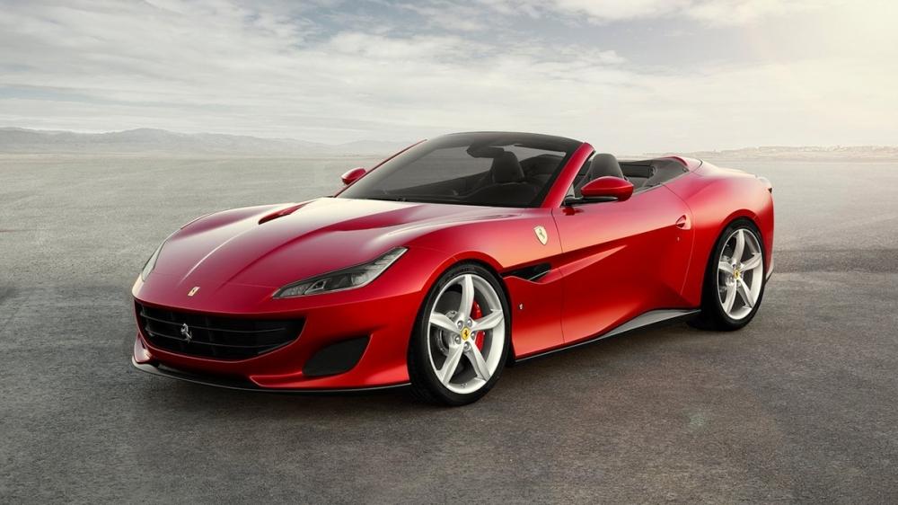 2019 Ferrari Portofino 3.8 V8