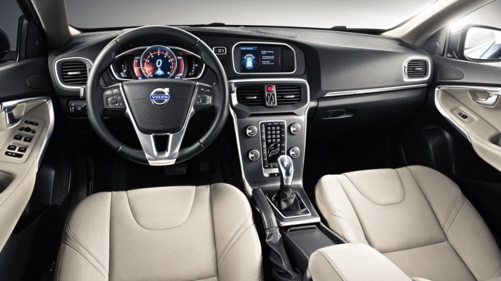 Volvo_V40 _T3運動版