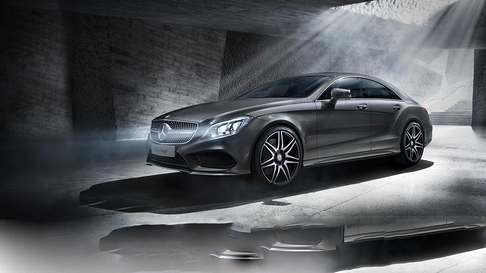 M-Benz_CLS-Class_CLS400運動版