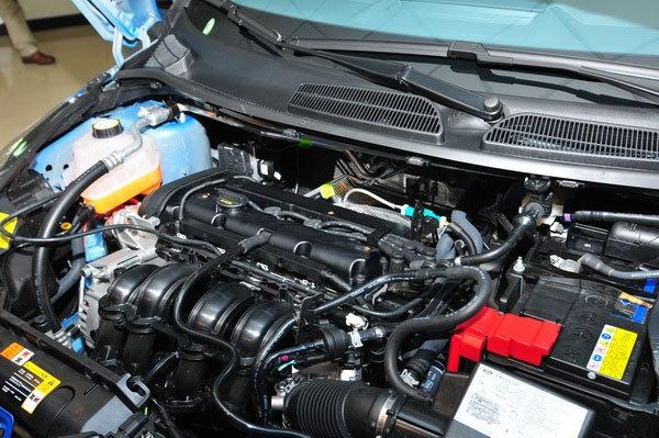 Ford_Fiesta 5D_1.4時尚版