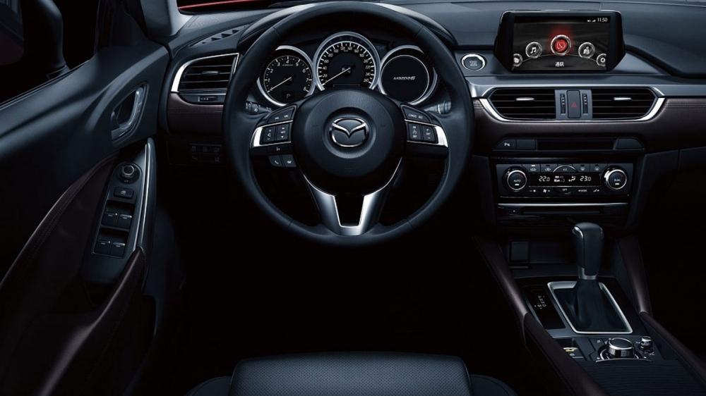 Mazda_6_SKY-D頂級型