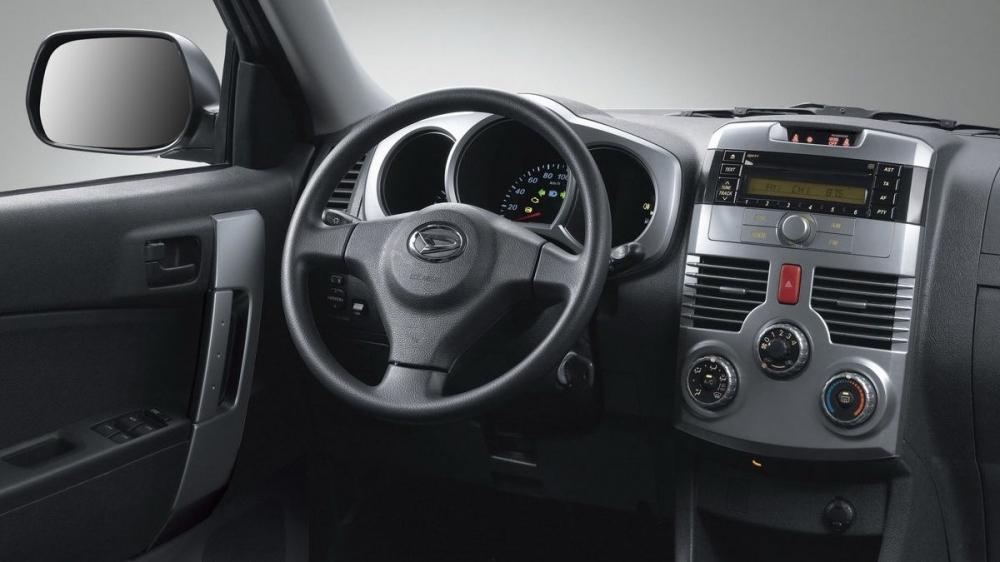 Daihatsu_Terios_1.5 4WD LX