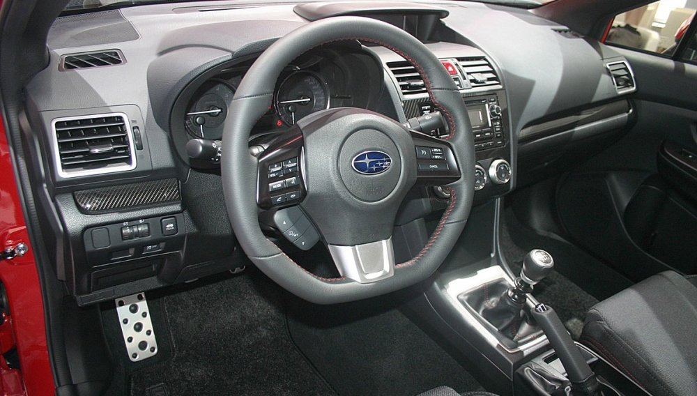Subaru_WRX_2.0i 6MT