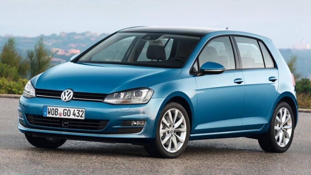 Volkswagen_Golf_180 TSI Trendline