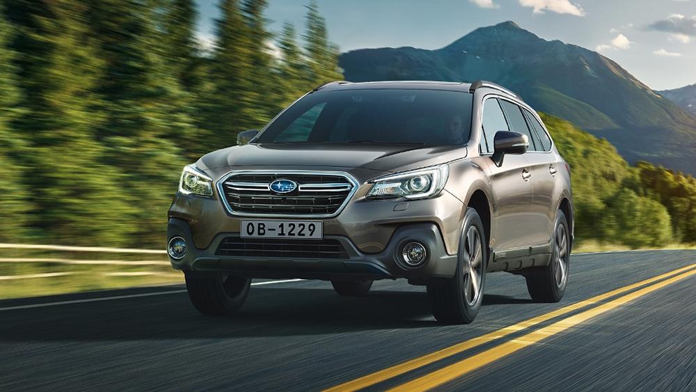 2019 Subaru Outback 2.5i-S