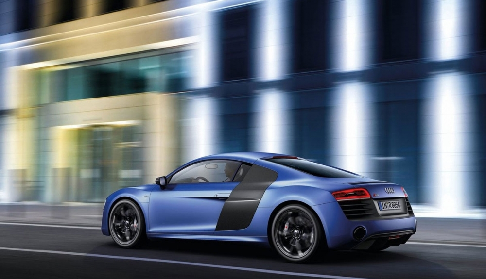 Audi_R8 Coupe_Plus 5.2 V10 FSI quattro