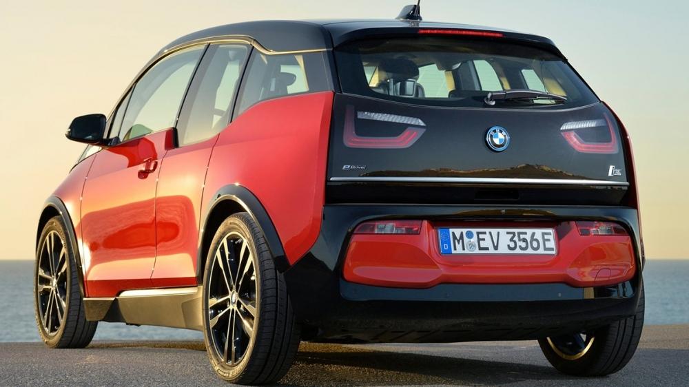 2019 BMW i3 S REX