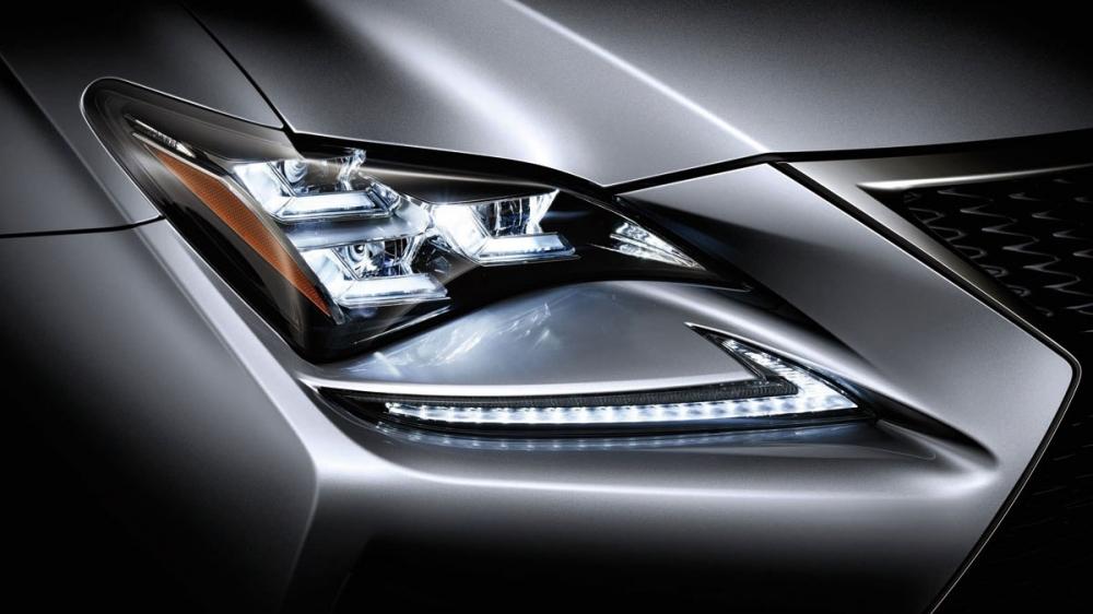 Lexus_RC_350 F Sport NAVI版