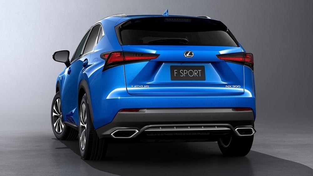 Lexus_NX_300 F Sport