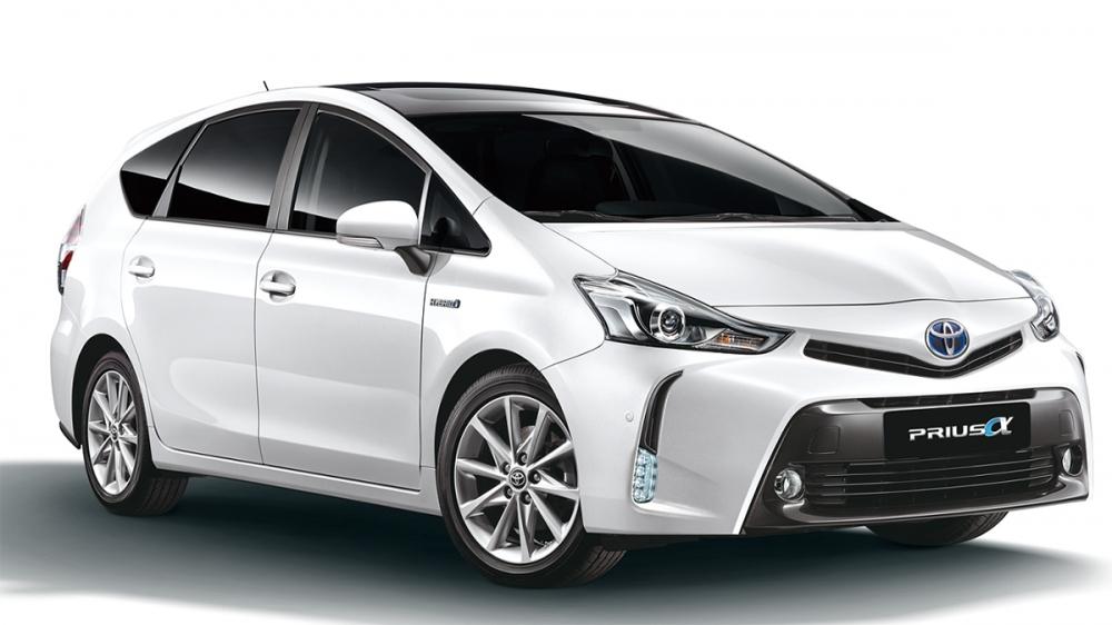 2019 Toyota Prius Alpha 1.8