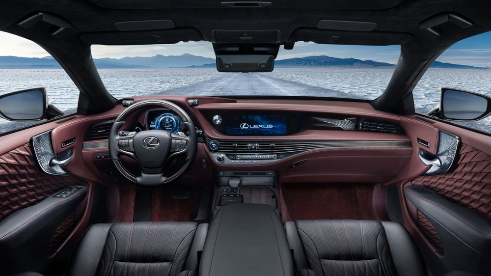 2020 Lexus LS 500h旗艦版