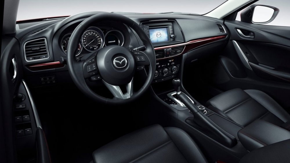 Mazda_6_2.2柴油旗艦型