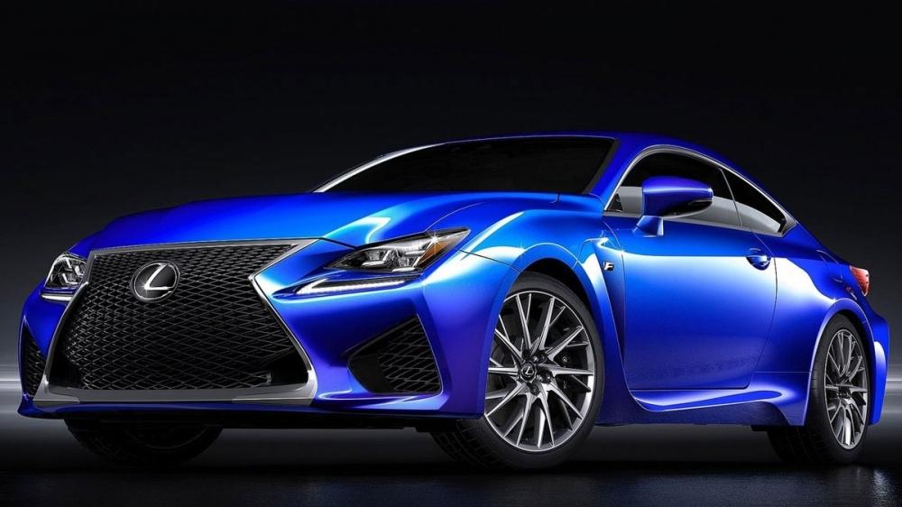 Lexus_RC_F極致版