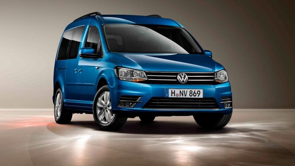 Volkswagen_Caddy_Maxi 2.0 TDI