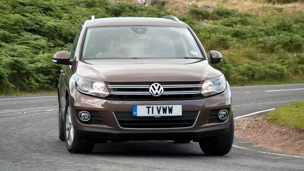 Volkswagen_Tiguan GP_1.4 TSI Trend & Fun