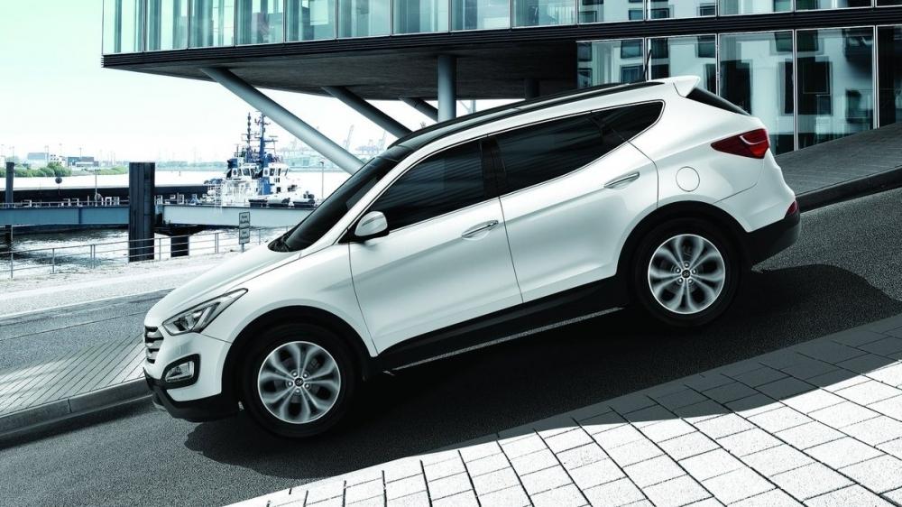 Hyundai_Santa Fe_2.2領袖款