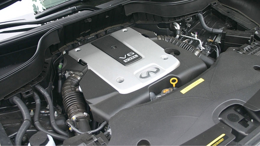 Infiniti_QX70_3.7 V6 F規