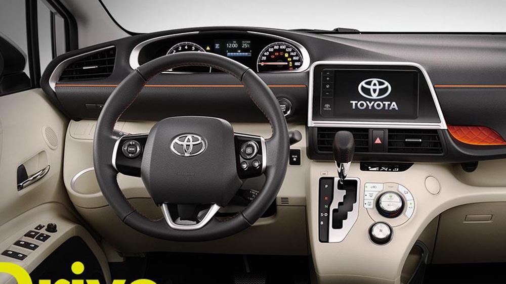 2019 Toyota Sienta 5人座豪華+