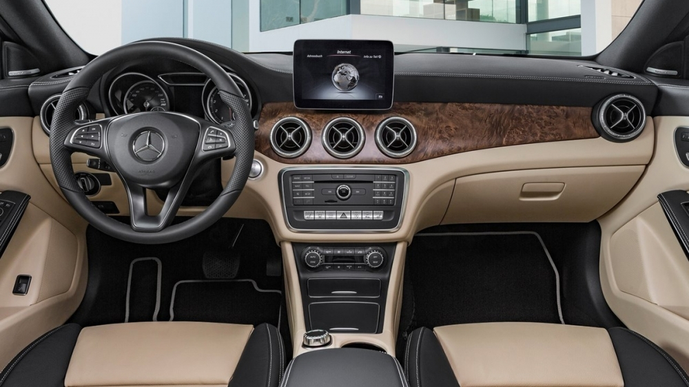 2019 M-Benz CLA-Class CLA200