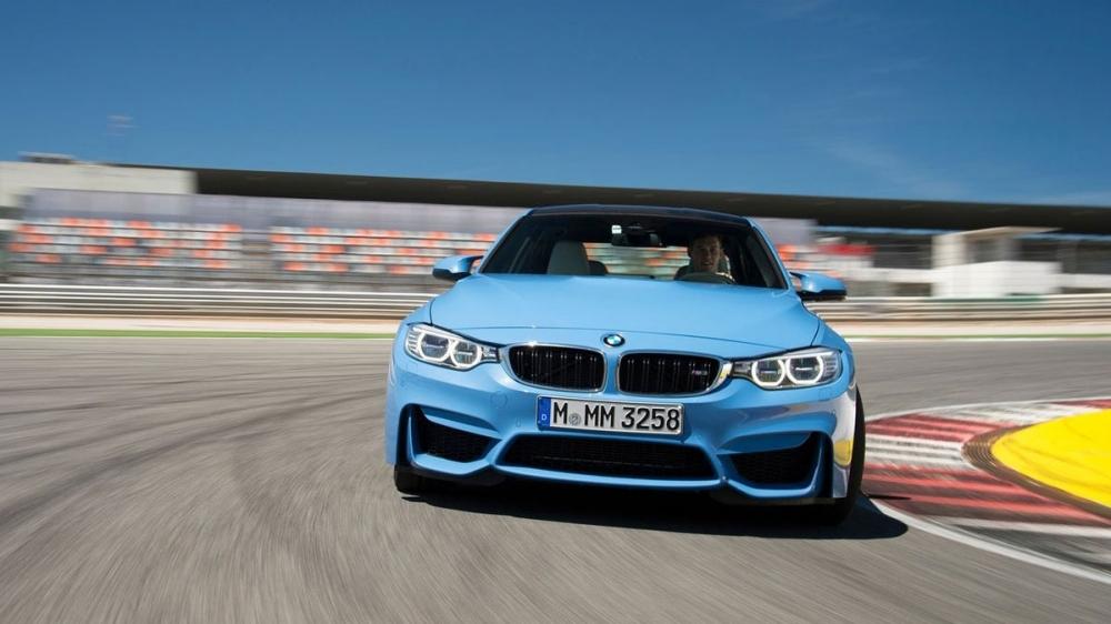 BMW_3-Series Sedan_M3手排版