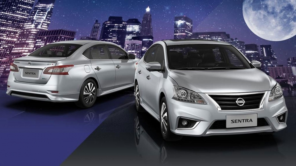 Nissan_Sentra_Aero 1.8 豪華版
