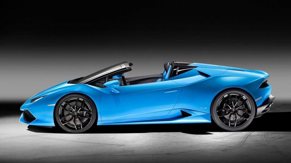 Lamborghini_Huracan Spyder_V10