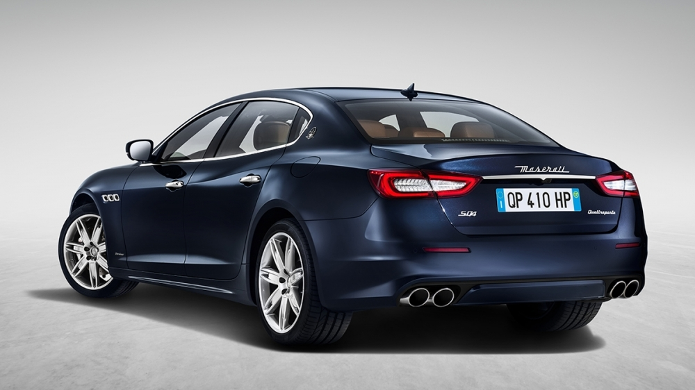 Maserati_Quattroporte_S Q4 GranLusso