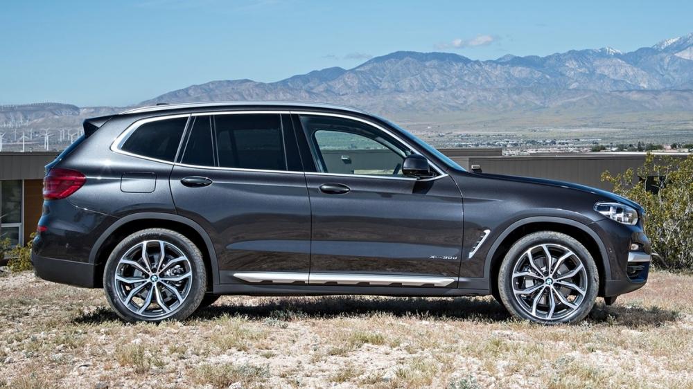 2019 BMW X3 xDrive30i運動版