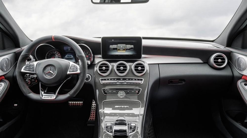 M-Benz_C-Class Sedan_AMG C63 S