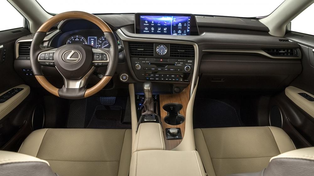 2019 Lexus RX 350L旗艦版