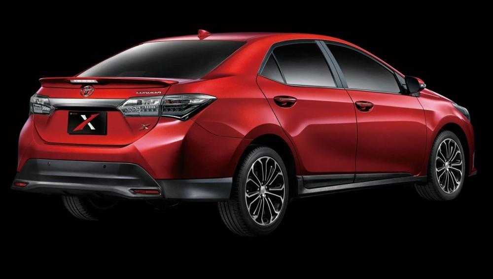 Toyota_Corolla Altis_X 1.8經典版