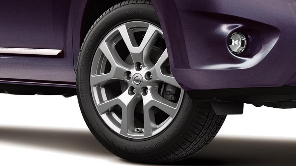 Nissan_Rogue_2WD豪華型