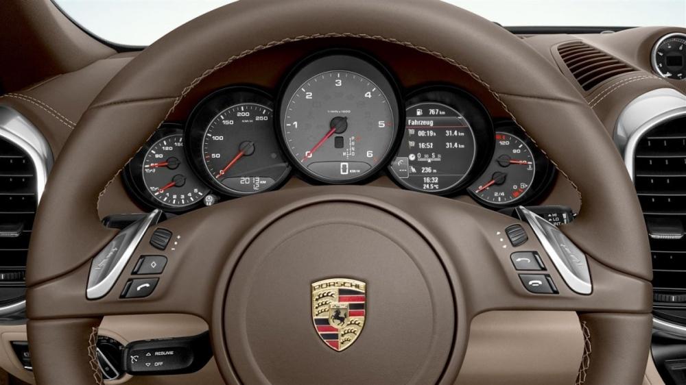 Porsche_Cayenne_S Diesel Tiptronic